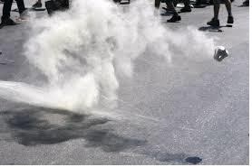 tear gas catridge