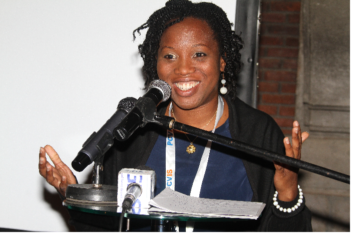 Chioma from Gavi, The Vaccine Alliance