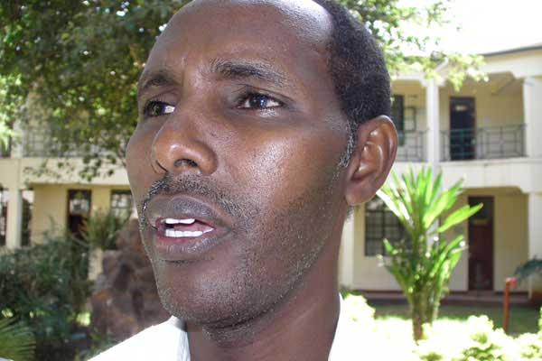 Dr Mohammud Abdikadir, Source - Nation Media Group
