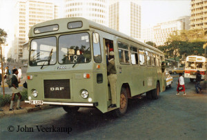 NYS (nyayo) bus